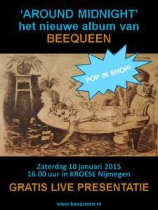 Beequeen poster Kroese
